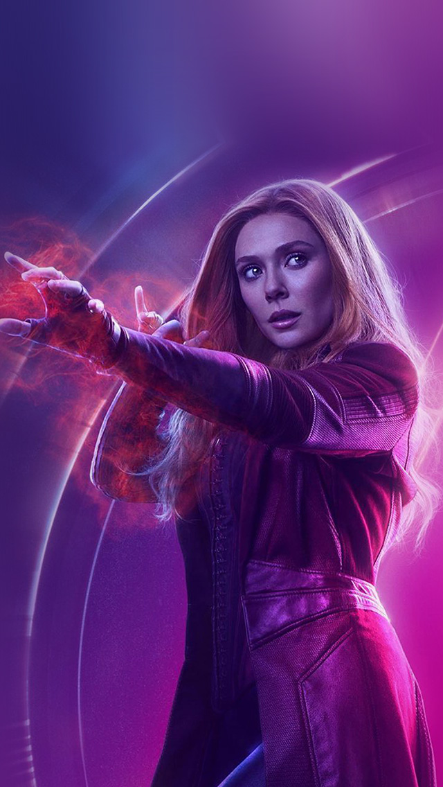 freeios8.com-iphone-4-5-6-plus-ipad-ios8-be91-scarlet-witch-avengers-film-hero-marvel-art