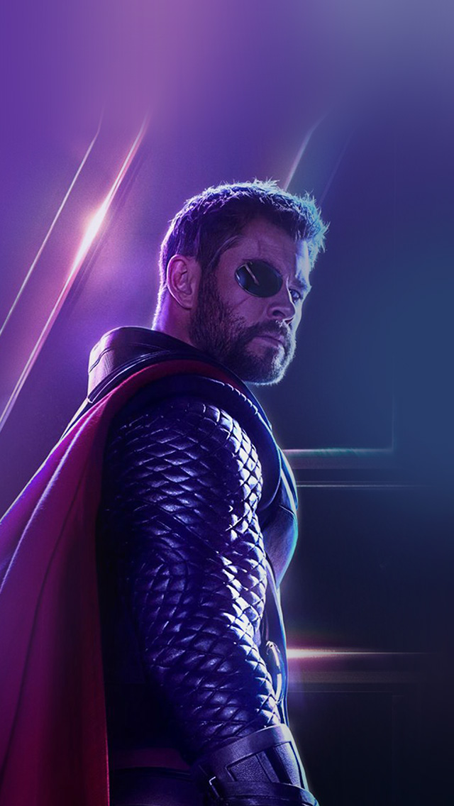 freeios8.com-iphone-4-5-6-plus-ipad-ios8-be94-thor-chris-avengers-hero-infinitywar-film-art-marvel
