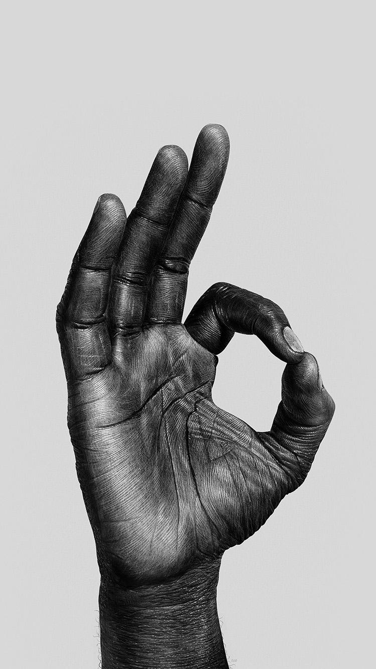 Papers.co-iPhone5-iphone6-plus-wallpaper-bf03-okay-hand-drawing-black-sketch-art-dark