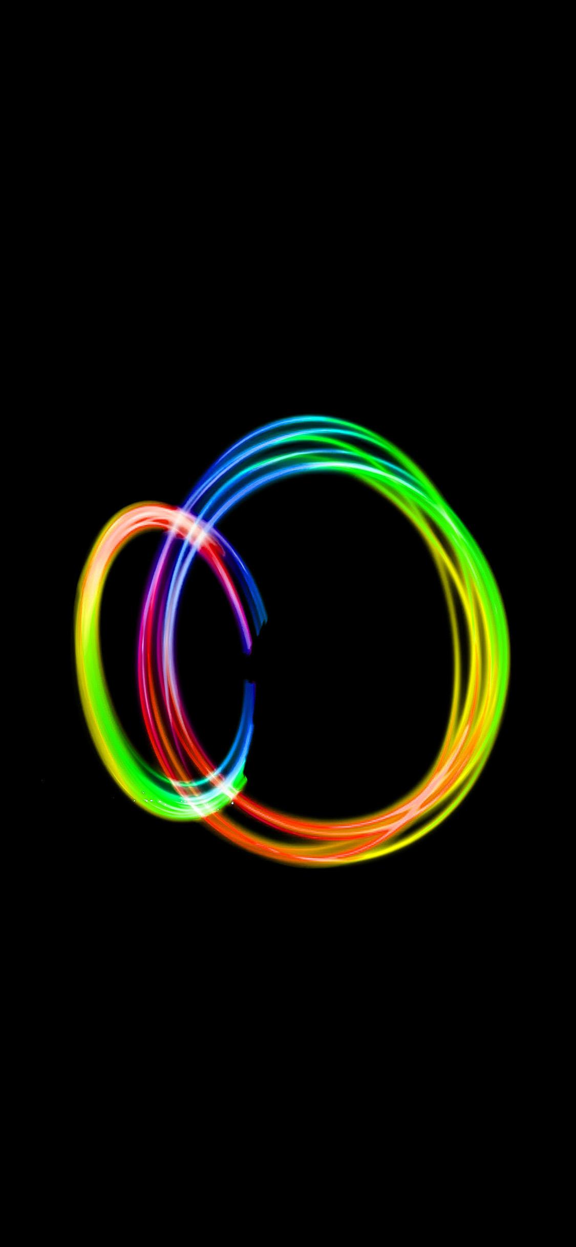 iPhonexpapers.com-Apple-iPhone-wallpaper-bf14-dark-circle-rainbow-art-minimal