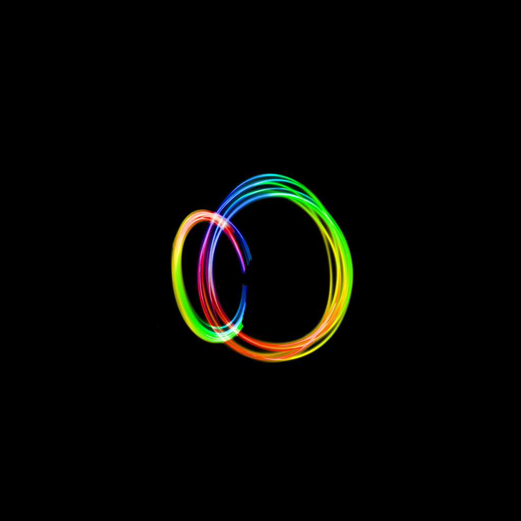 wallpaper-bf14-dark-circle-rainbow-art-minimal-wallpaper