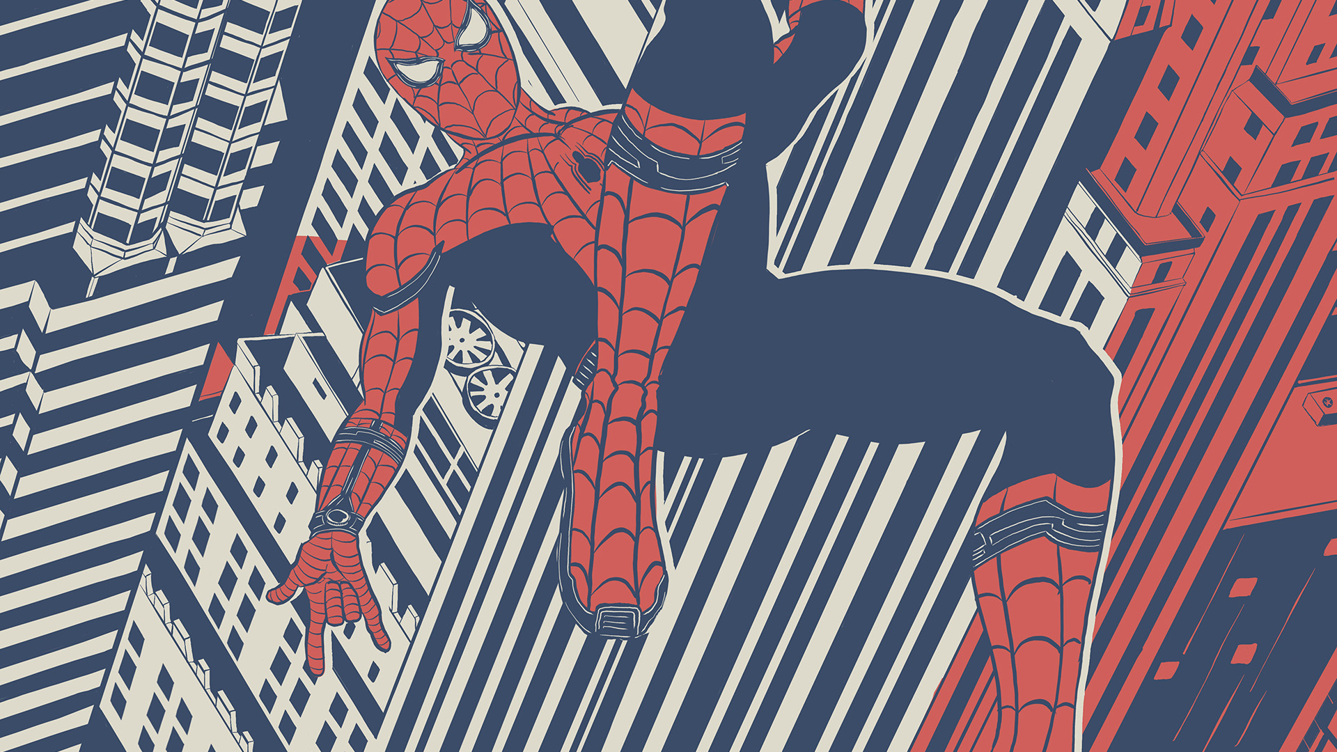 wallpaper for desktop, laptop | bf29-spiderman-hero ...