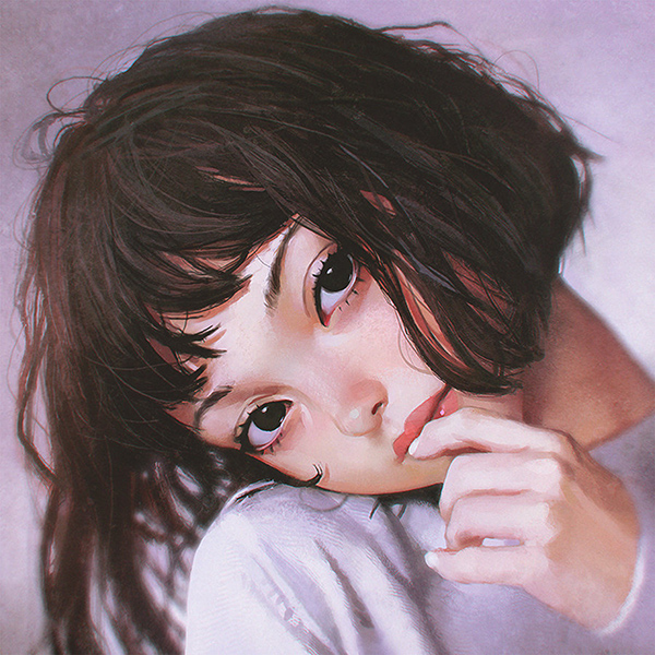 iPapers.co-Apple-iPhone-iPad-Macbook-iMac-wallpaper-bf31-ilya-face-anime-girl-art-wallpaper