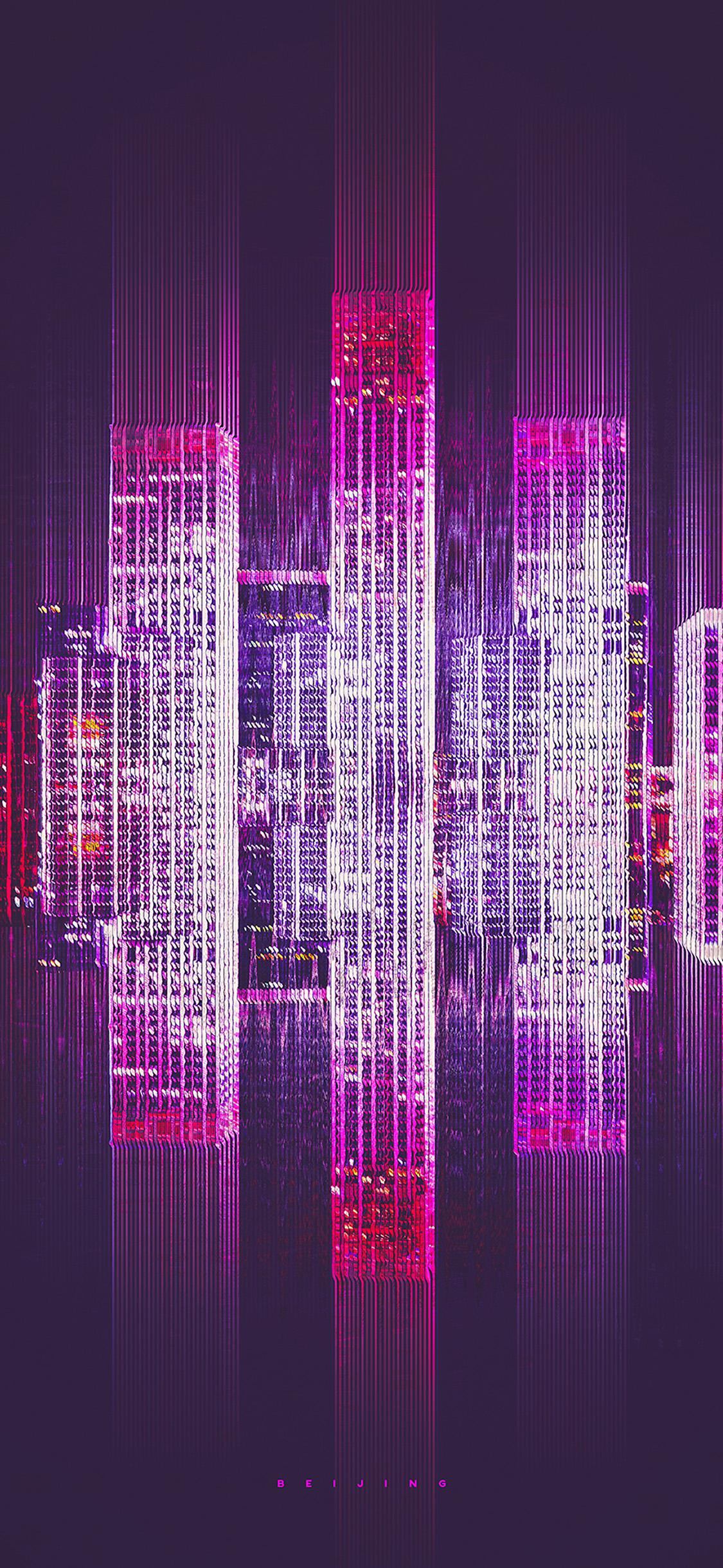 iPhonexpapers.com-Apple-iPhone-wallpaper-bf40-city-art-purple-art-simple-minimal
