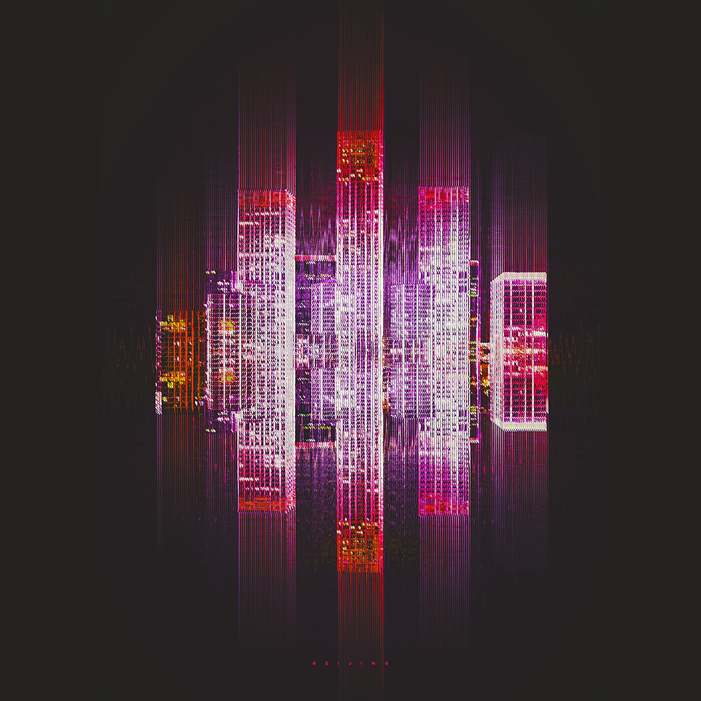 android-wallpaper-bf41-city-art-purple-art-simple-minimal-red-wallpaper
