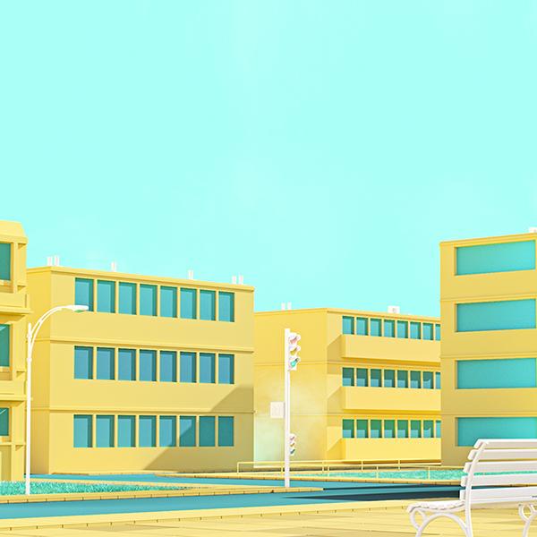 iPapers.co-Apple-iPhone-iPad-Macbook-iMac-wallpaper-bf54-school-anime-illust-yellow-minimal-simple-art-wallpaper