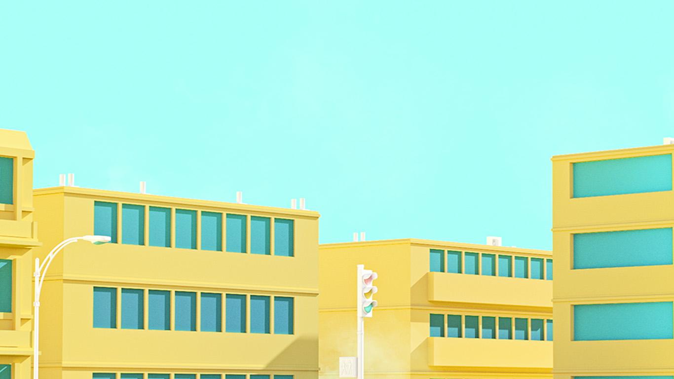 desktop-wallpaper-laptop-mac-macbook-air-bf54-school-anime-illust-yellow-minimal-simple-art-wallpaper