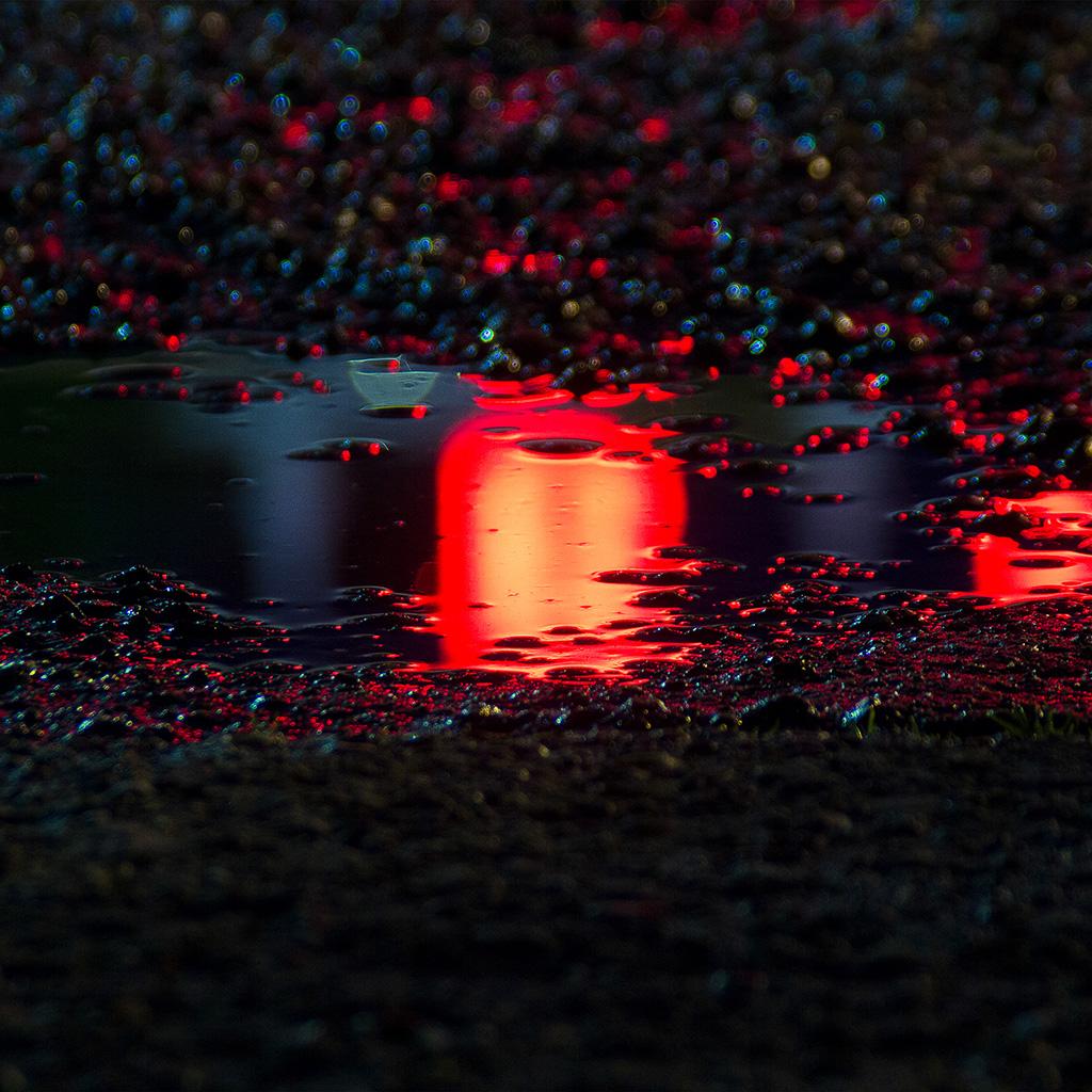 wallpaper-bf60-rain-red-bokeh-water-asphalt-art-light-wallpaper