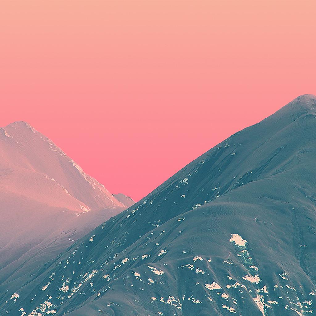 wallpaper-bf71-mountain-pink-nature-art-wallpaper