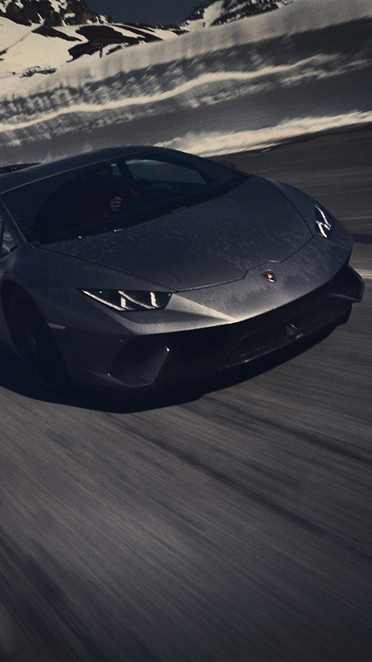iPhonepapers.com-Apple-iPhone-wallpaper-bf85-car-drive-street-lamborghini-art