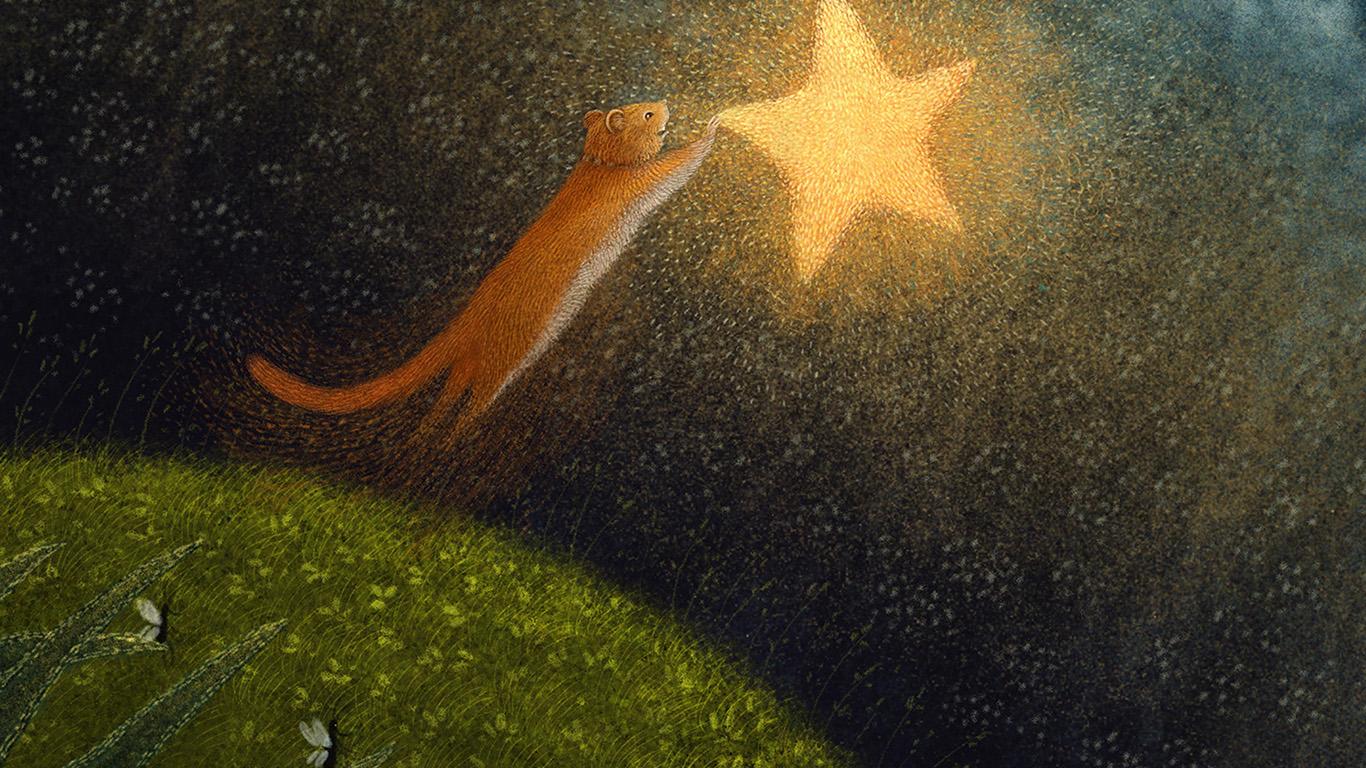 wallpaper-desktop-laptop-mac-macbook-bf95-star-squirrel-illustration-animal-art