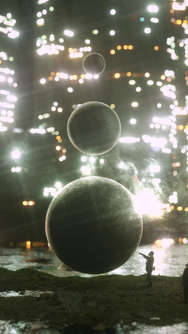 freeios8.com-iphone-4-5-6-plus-ipad-ios8-bg05-night-illust-abstract-light-flare-art