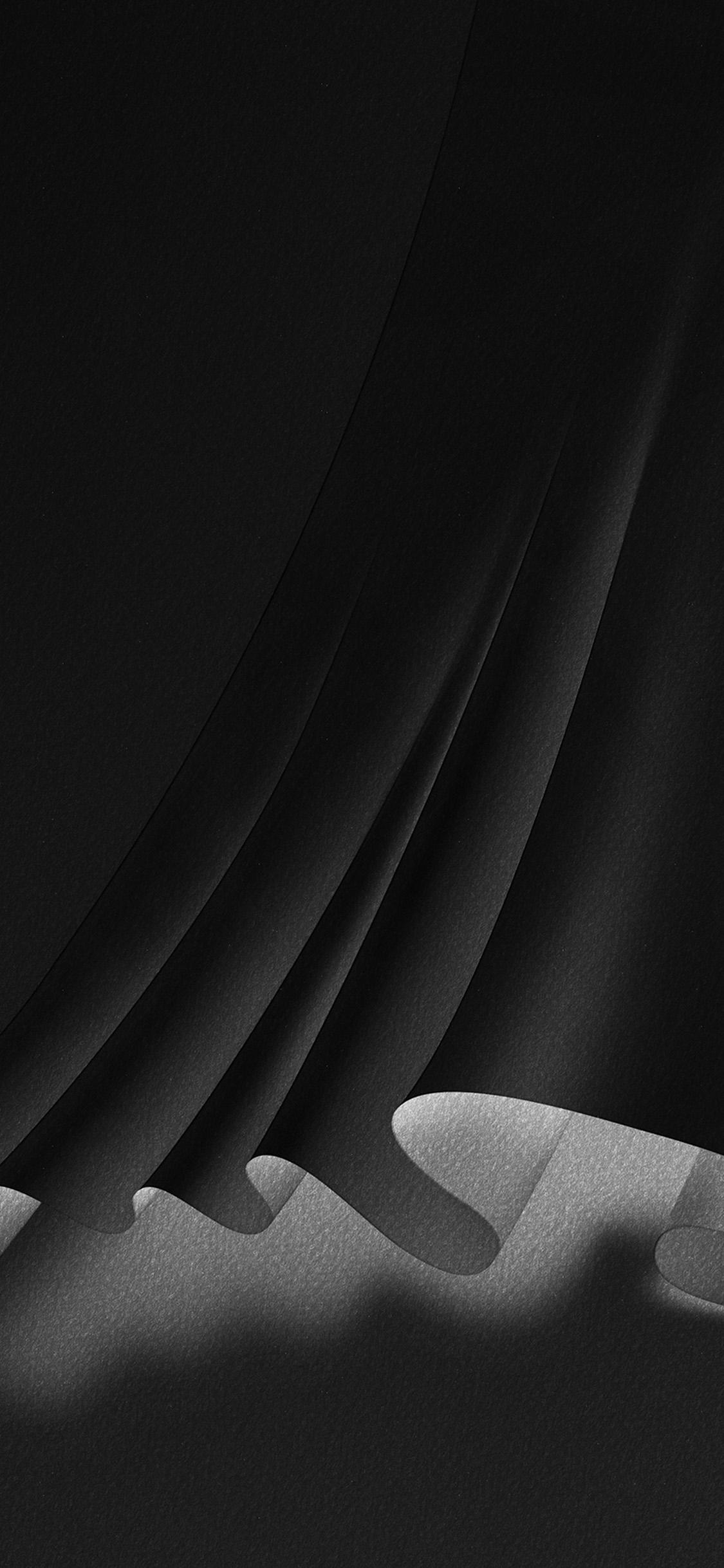 iPhonexpapers.com-Apple-iPhone-wallpaper-bg17-curtain-drawing-art-simple-dark