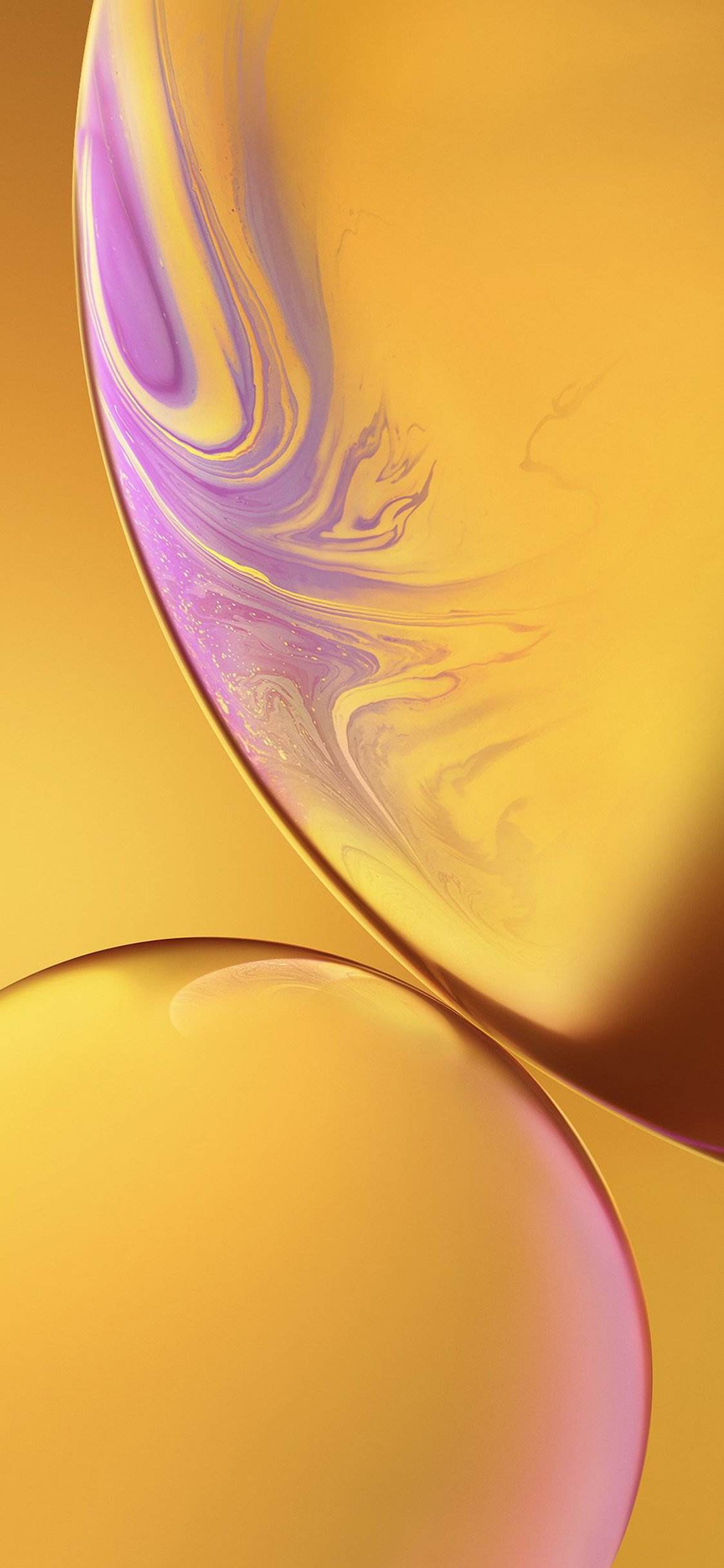 iPhonexpapers.com-Apple-iPhone-wallpaper-bg35-iphone-xs-max-apple-official-art-yellow-bubble