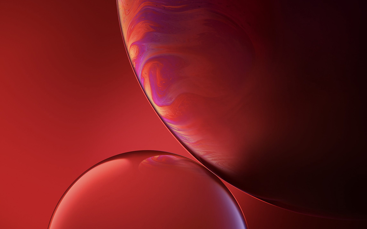 Bg36 Iphone Xs Max Apple Official Art Red Bubble Wallpaper