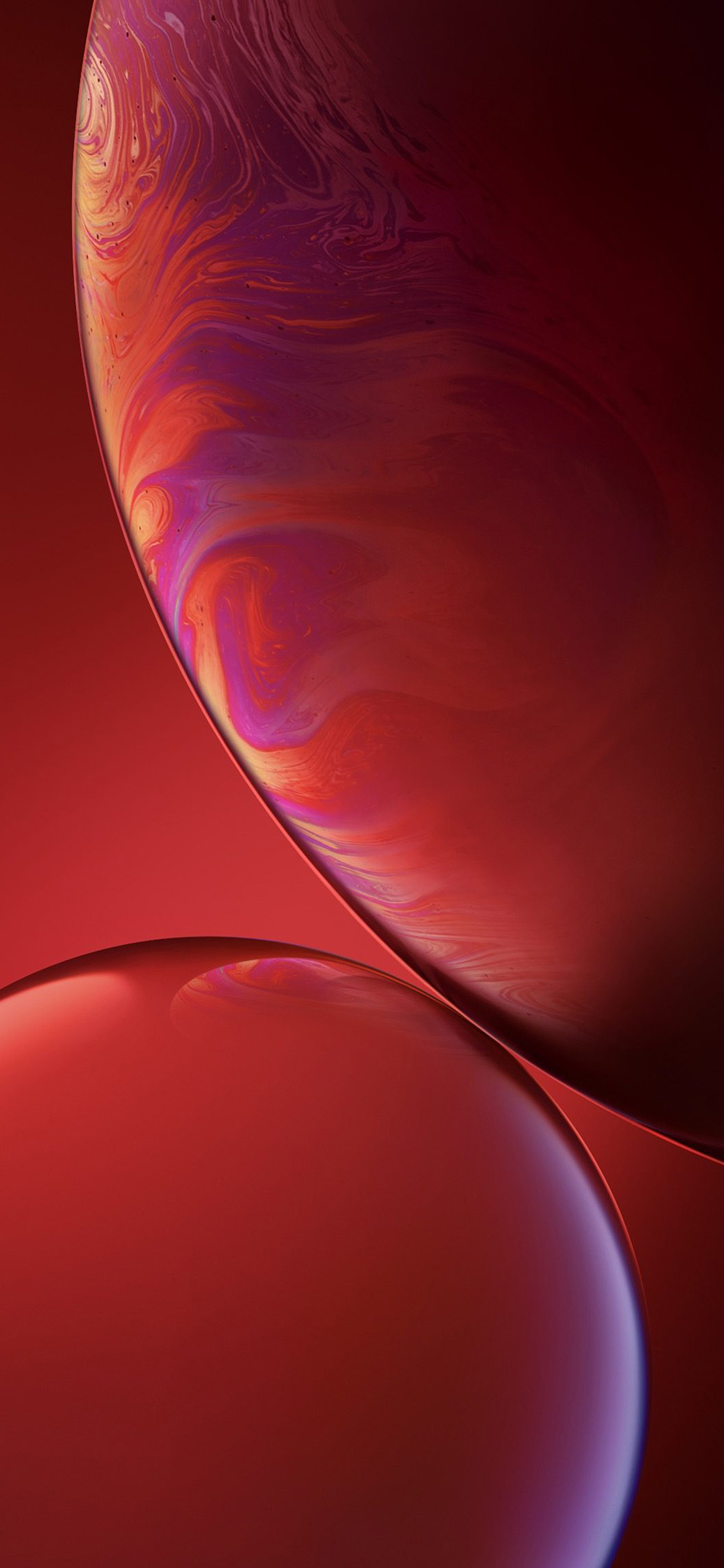 iPhonexpapers.com-Apple-iPhone-wallpaper-bg36-iphone-xs-max-apple-official-art-red-bubble