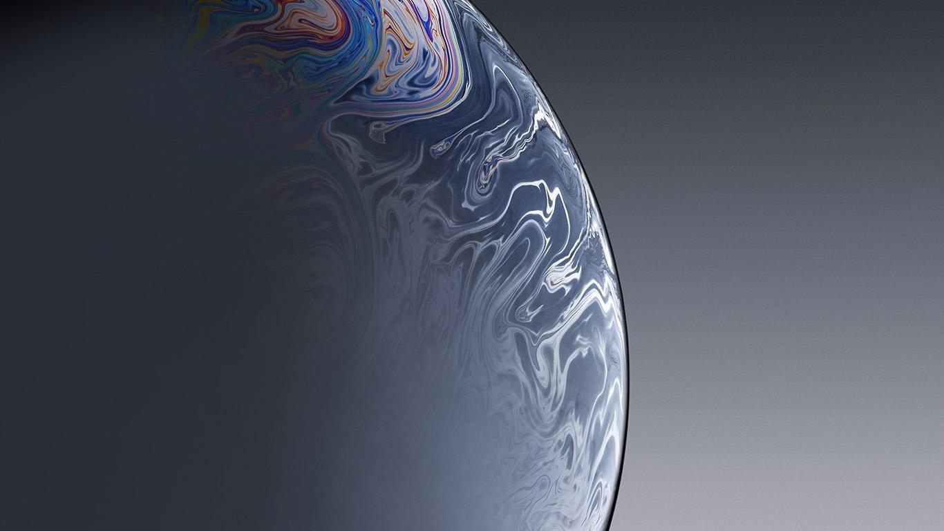 desktop-wallpaper-laptop-mac-macbook-air-bg38-apple-iphone-xs-space-official-art-gray-bubble-wallpaper
