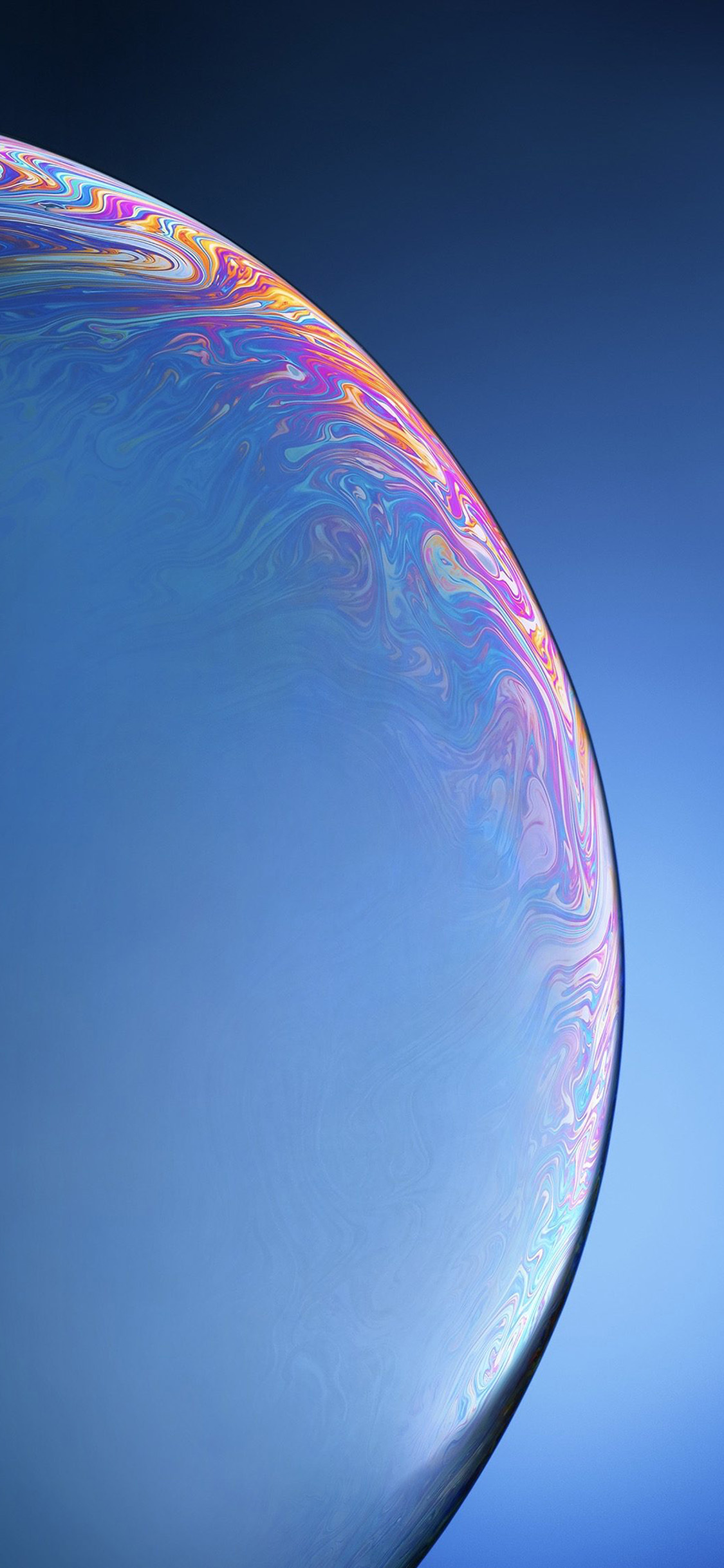 Iphonexpapers Com Iphone X Wallpaper Bg42 Blue Apple Iphone Xs