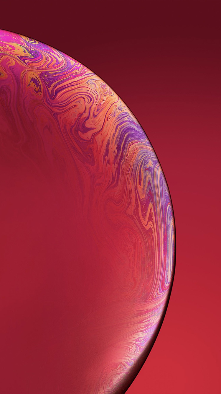 iPhonepapers.com-Apple-iPhone-wallpaper-bg43-red-apple-iphone-xs-max-new-official-art-bubble