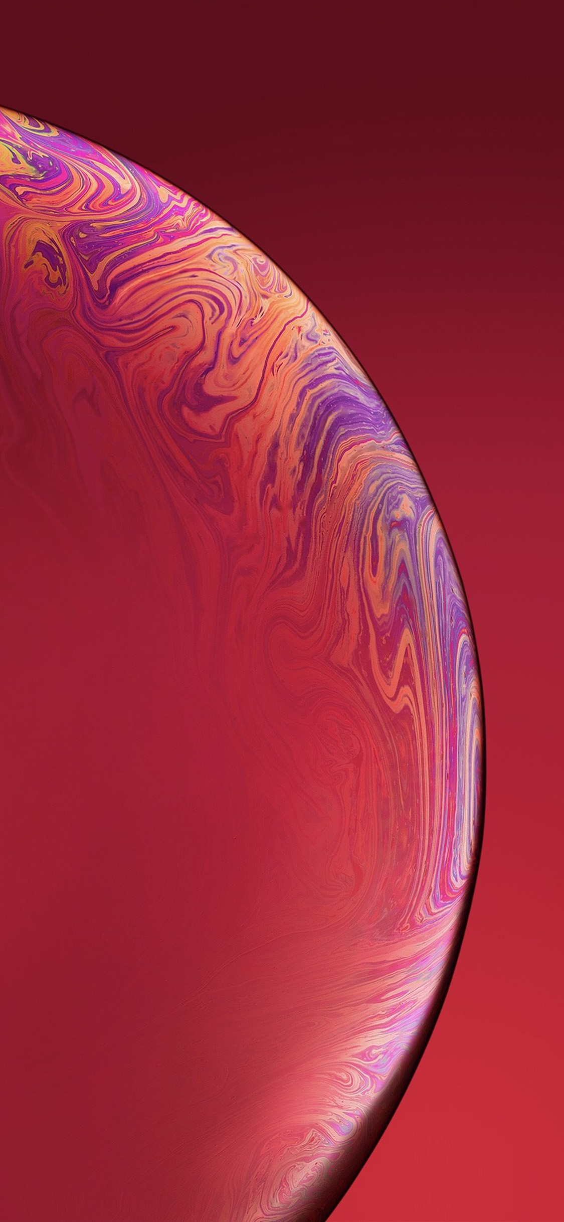 Iphonexpapers Com Iphone X Wallpaper Bg43 Red Apple Iphone Xs