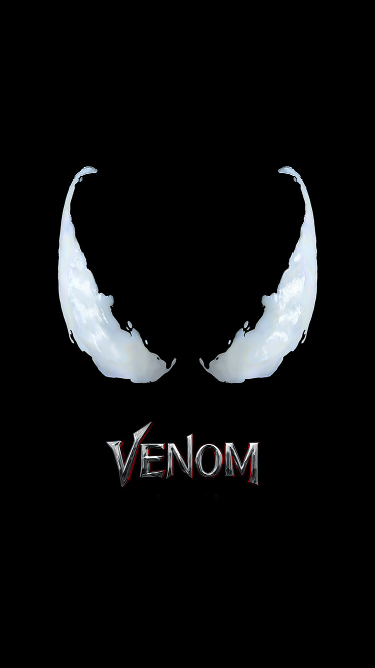 iPhonepapers.com-Apple-iPhone-wallpaper-bg48-dark-venom-film-hero-poster-logo-art