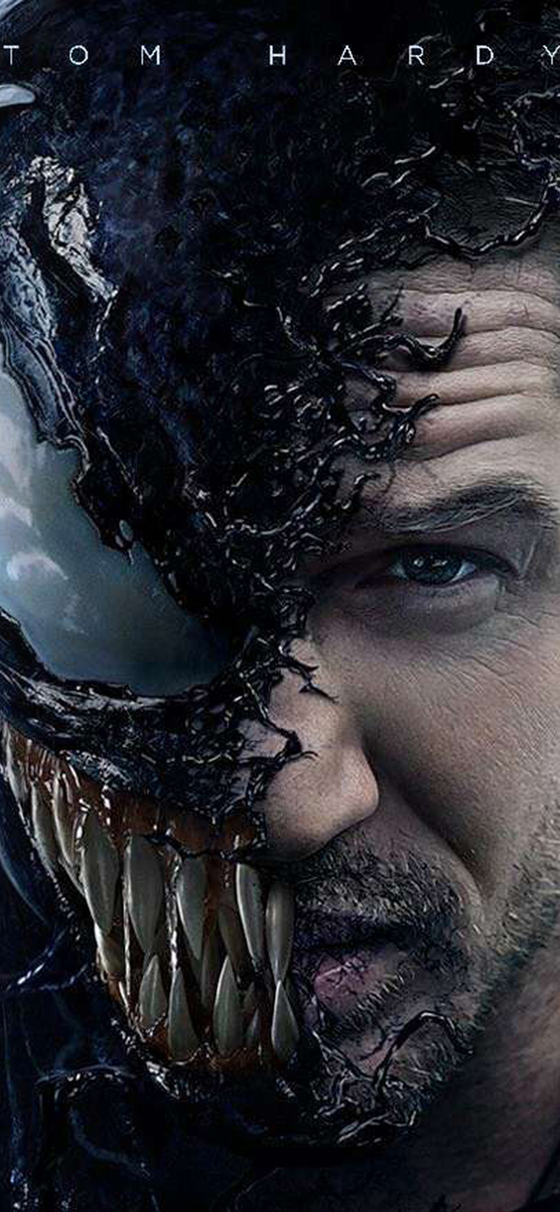 iPhonexpapers.com-Apple-iPhone-wallpaper-bg51-venom-dark-poster-film-marvel-hero-art