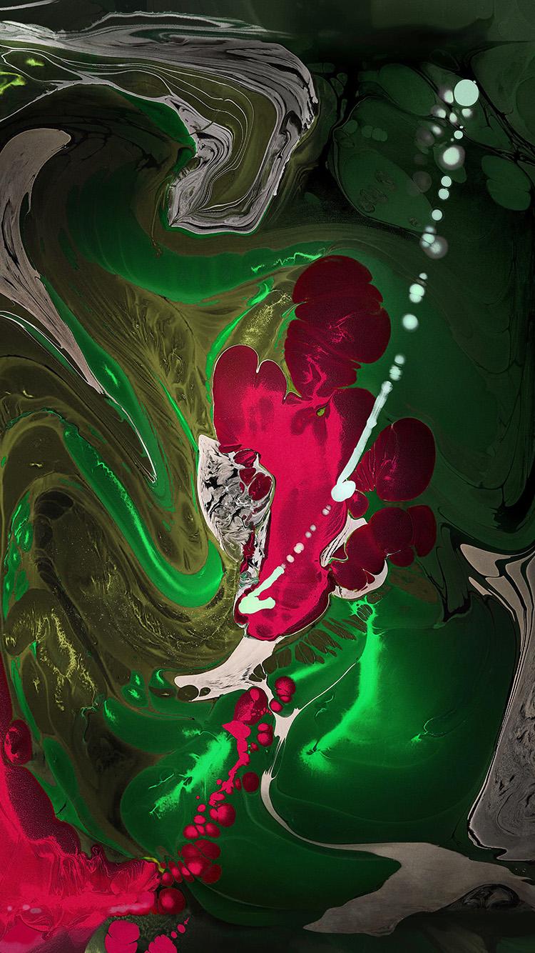 iPhone7papers.com-Apple-iPhone7-iphone7plus-wallpaper-bg73-ipad-paint-weird-apple-art-green