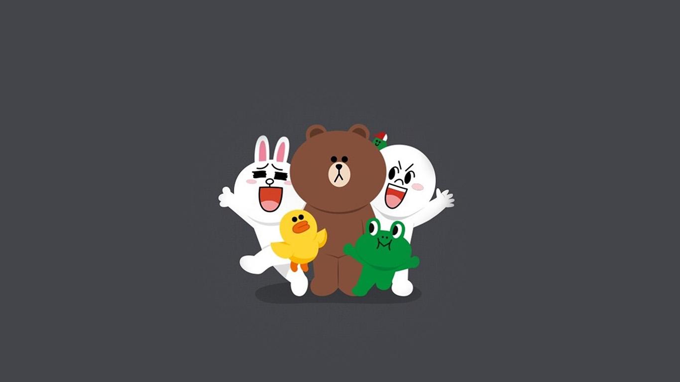 wallpaper-desktop-laptop-mac-macbook-bh18-line-friends-chracter-cute-art-anime
