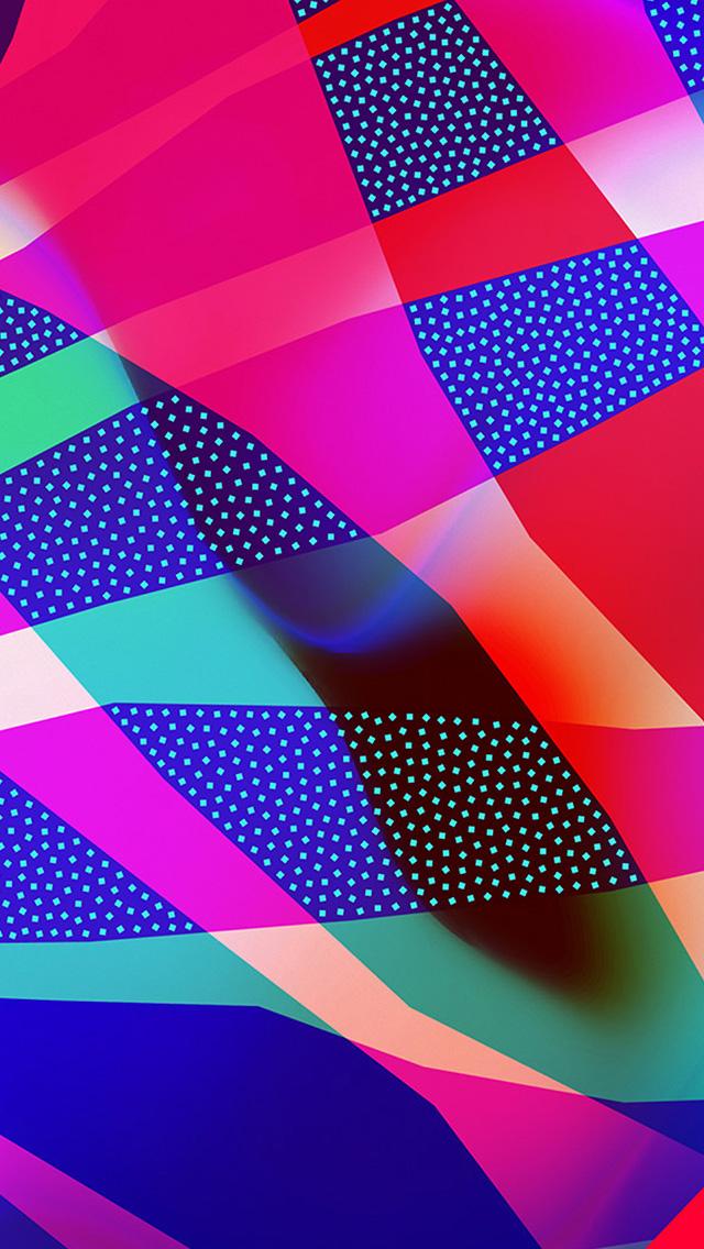 freeios8.com-iphone-4-5-6-plus-ipad-ios8-bh36-rainbow-pattern-abstract-art