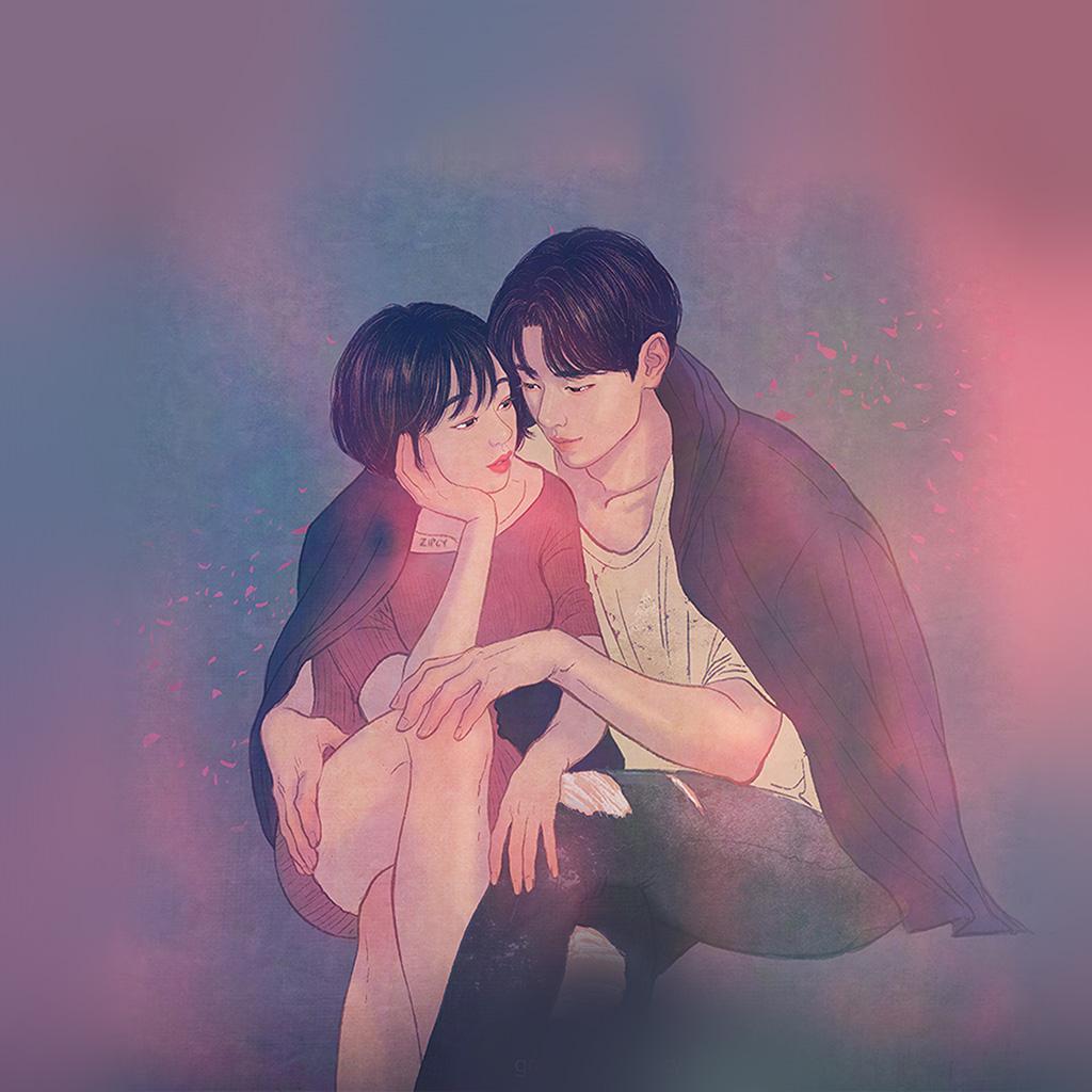 wallpaper-bh53-zipcy-love-illust-couple-art-wallpaper