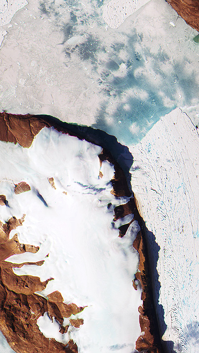 freeios8.com-iphone-4-5-6-plus-ipad-ios8-bh65-earthview-snow-winter-ice-art-arctic