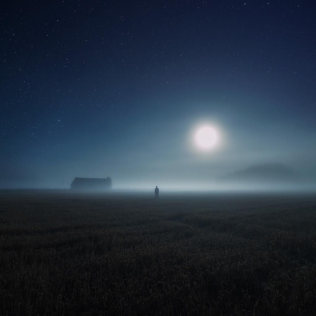 android-wallpaper-bh93-sunrise-fog-field-art-wallpaper