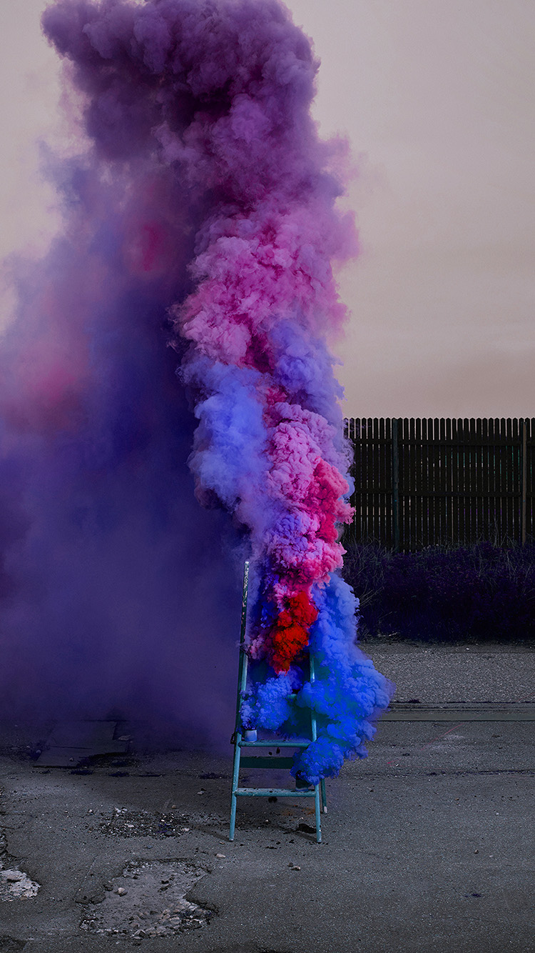 Papers.co-iPhone5-iphone6-plus-wallpaper-bi04-fire-smoke-purple-art