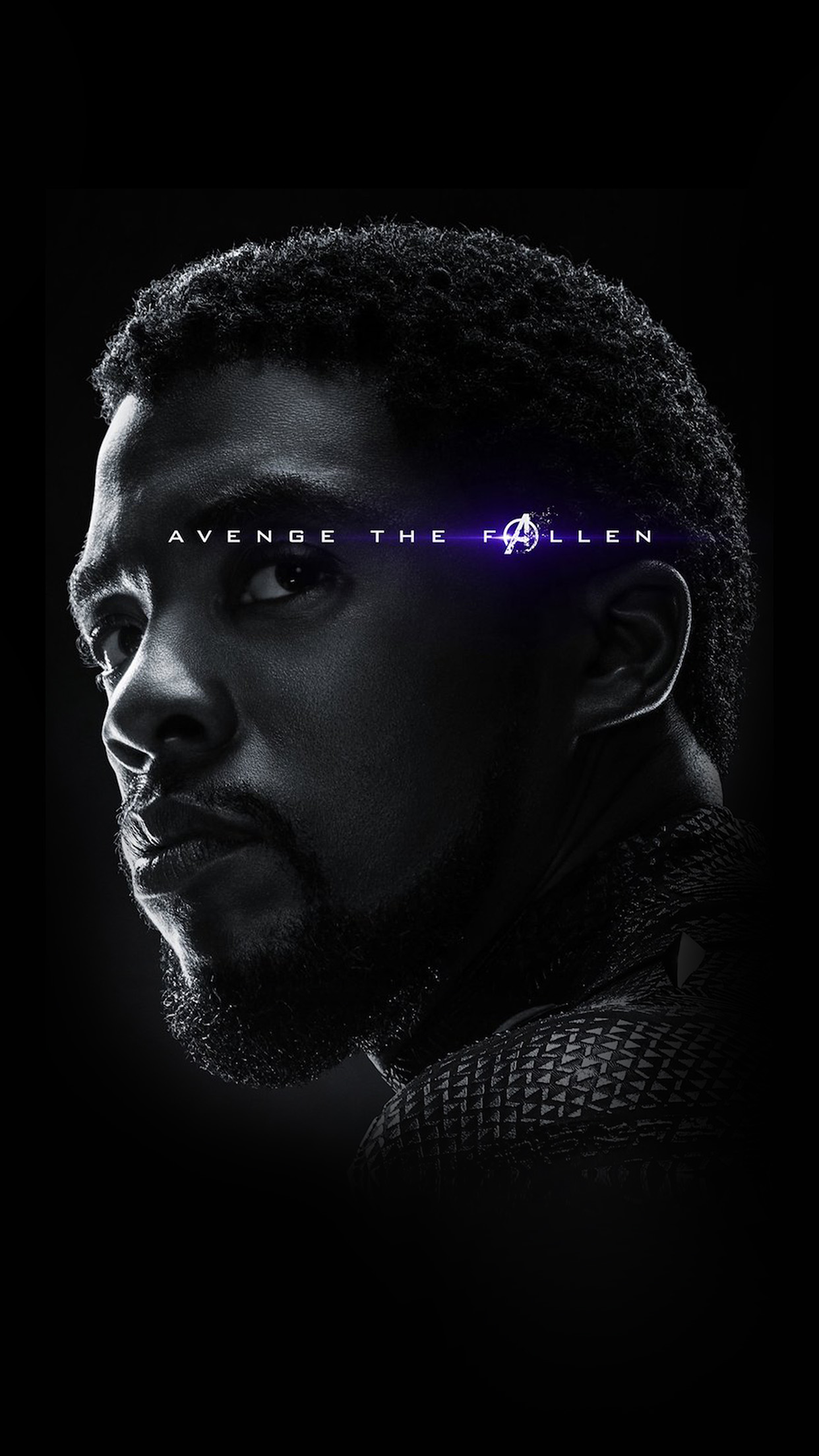 Iphonexpapers Com Iphone X Wallpaper Bi33 Avengers Poster Wakanda Hero Endgame Marvel Blackpanther Art