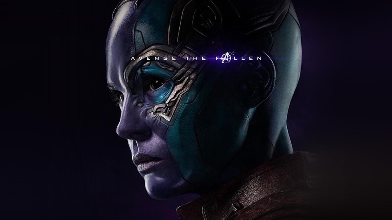 Wallpaper For Desktop Laptop Bi36 Avengers Endgame Marvel Hero Poster Art