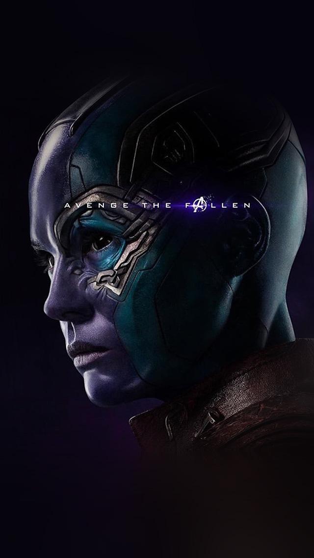 freeios8.com-iphone-4-5-6-plus-ipad-ios8-bi36-avengers-endgame-marvel-hero-poster-art
