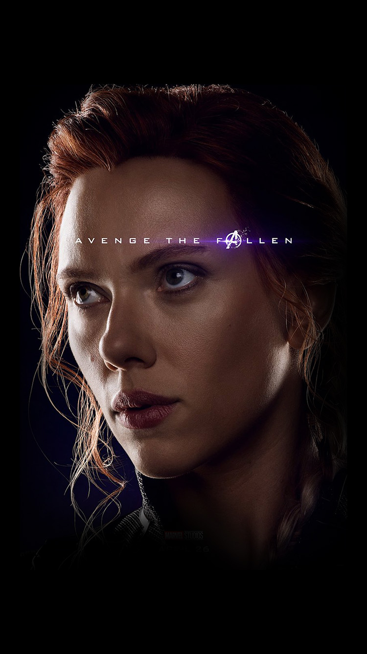 iPhone7papers.com-Apple-iPhone7-iphone7plus-wallpaper-bi42-avengers-black-widow-hero-endgame-poster-marvel-art
