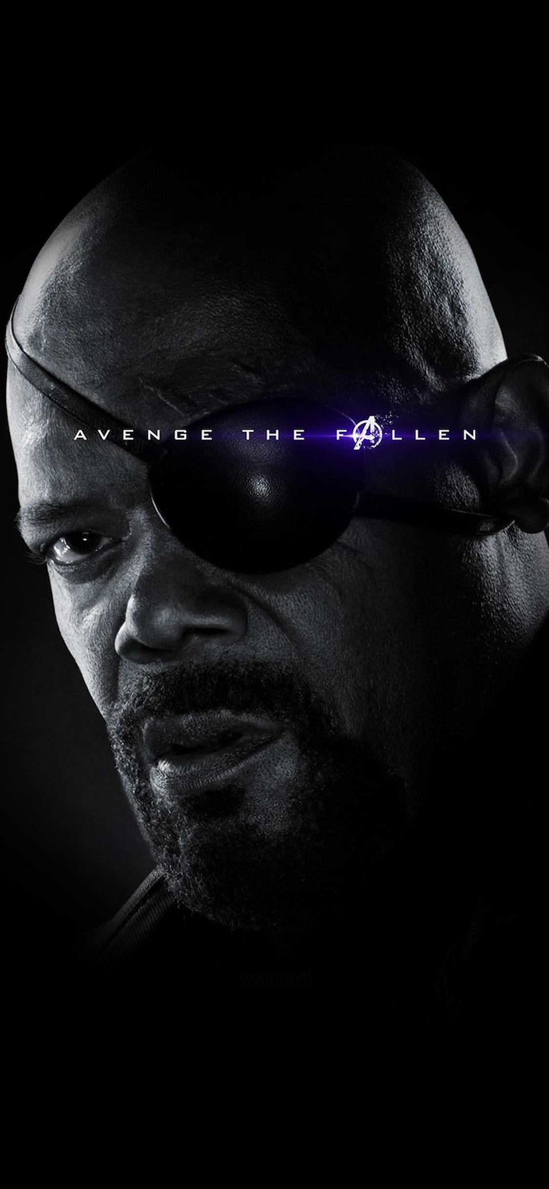 iPhonexpapers.com-Apple-iPhone-wallpaper-bi49-avengers-endgame-poster-black-hero-chractor-film-art