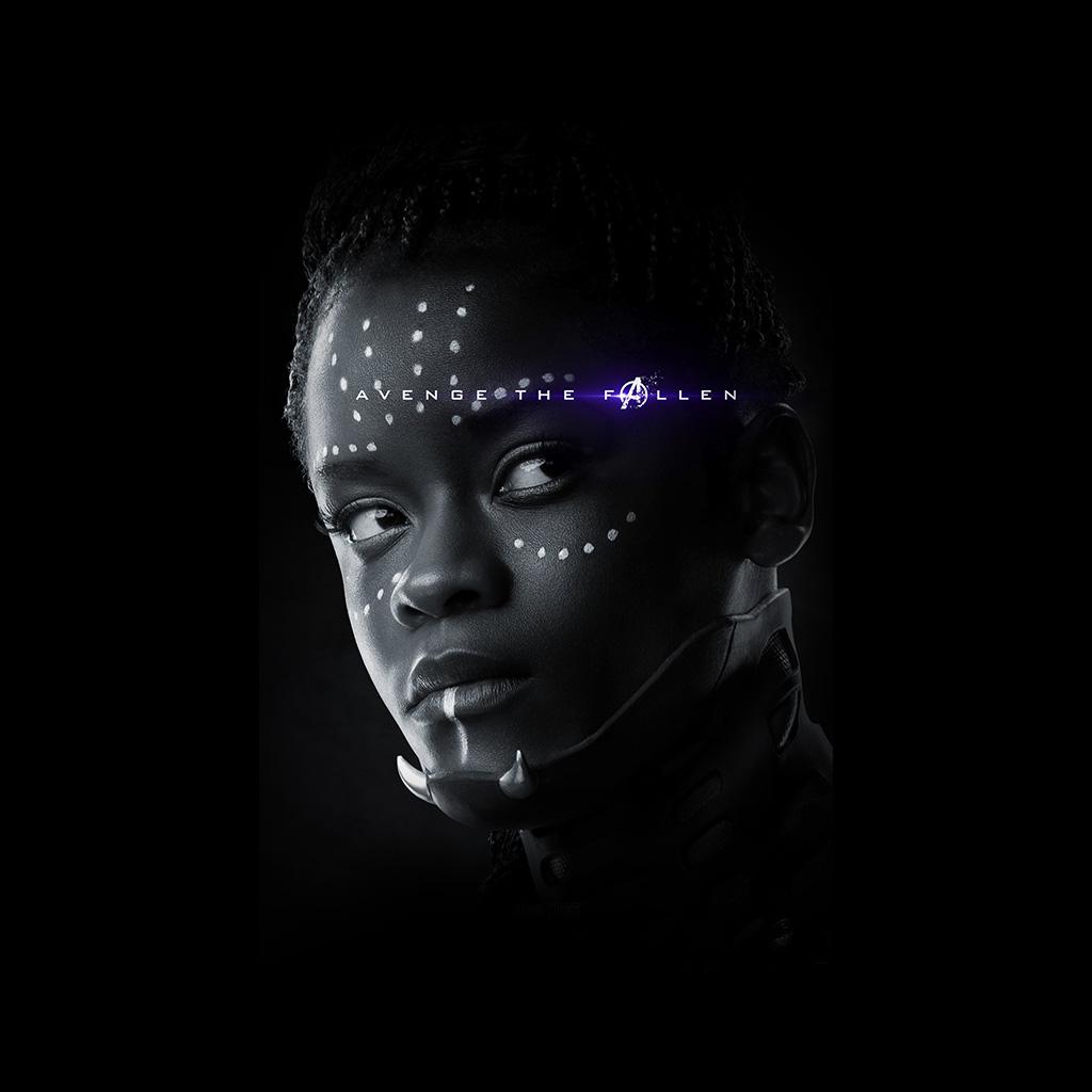 android-wallpaper-bi51-avengers-marvel-endgame-hero-bw-art-poster-wallpaper