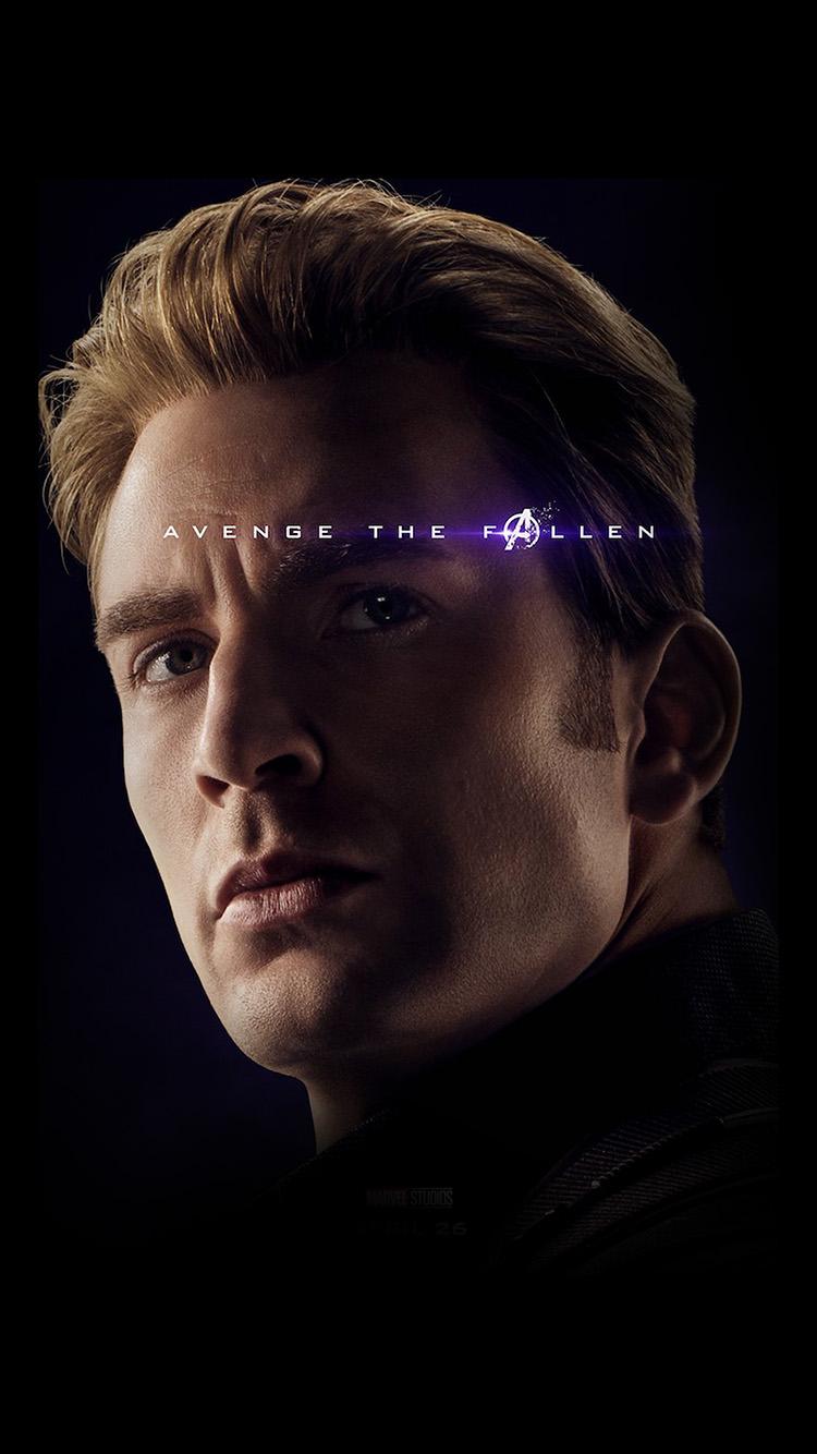 Papers.co-iPhone5-iphone6-plus-wallpaper-bi56-captain-america-avengers-endgame-hero-film-marvel-art