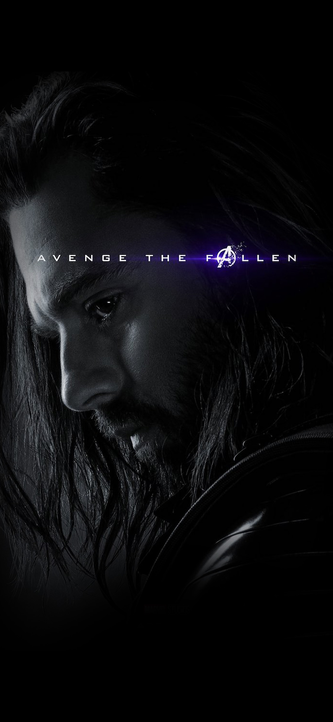 Iphonexpaperscom Iphone X Wallpaper Bi58 Avengers Endgame Hero
