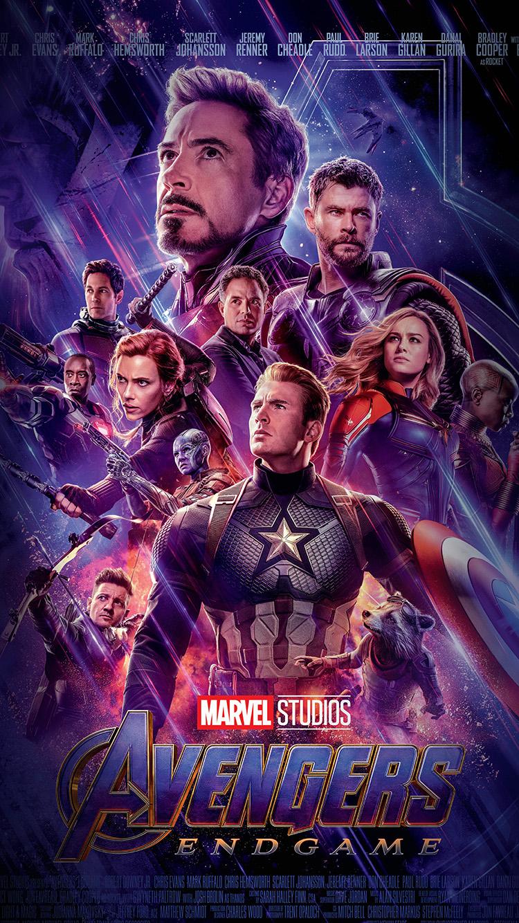 Papers.co-iPhone5-iphone6-plus-wallpaper-bi63-avengers-poster-hero-endgame-marvel-film-poster-art