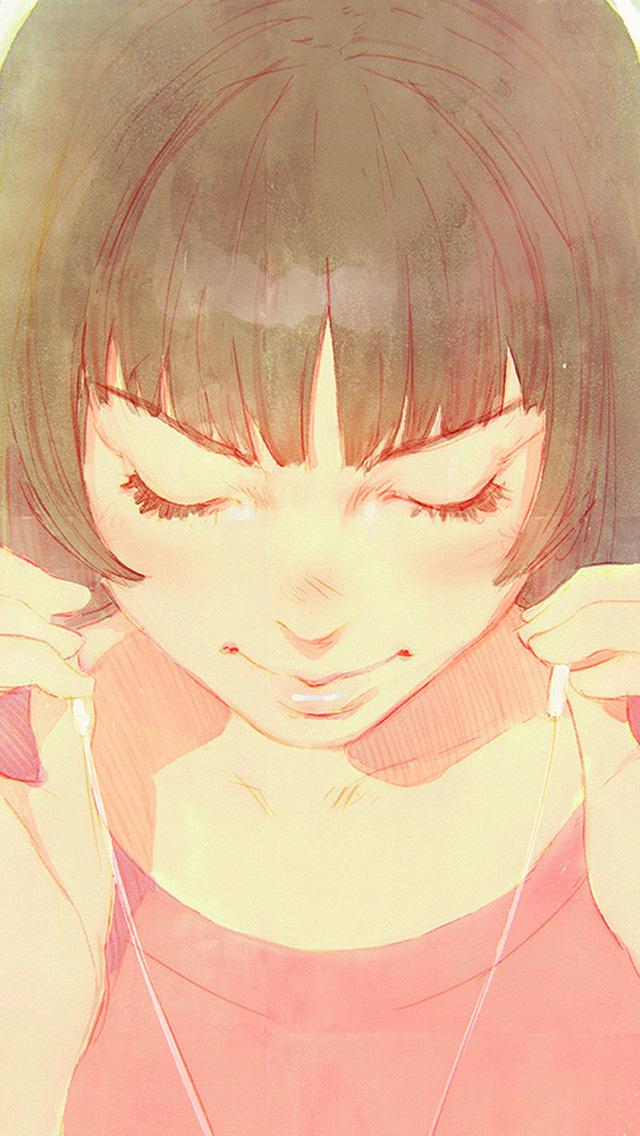 freeios8.com-iphone-4-5-6-plus-ipad-ios8-bj12-anime-ilya-face-girl-art