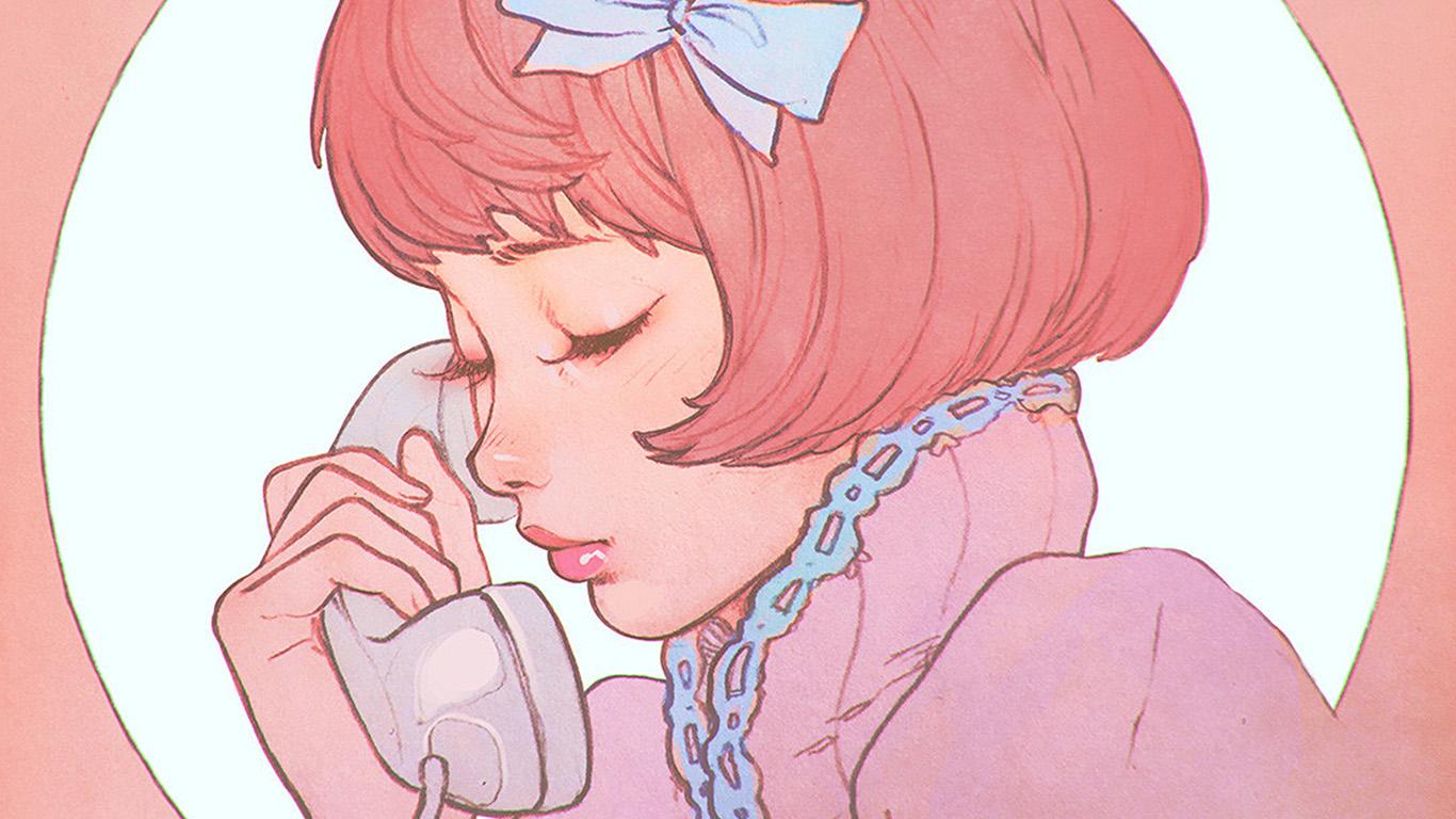 desktop-wallpaper-laptop-mac-macbook-air-bj13-pink-phone-girl-cute-anime-drawing-art-ilya-wallpaper
