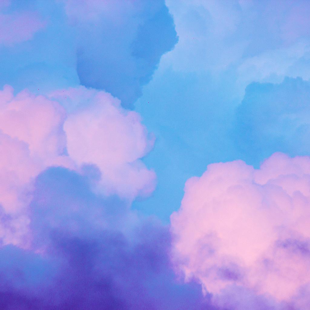 android-wallpaper-bj16-sky-blue-pastel-art-wallpaper