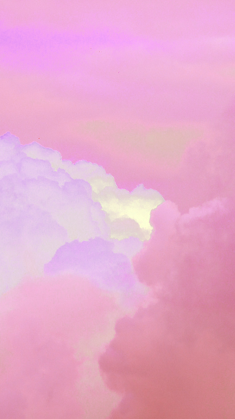 iPhone7papers.com-Apple-iPhone7-iphone7plus-wallpaper-bj19-cloud-sky-pink-art