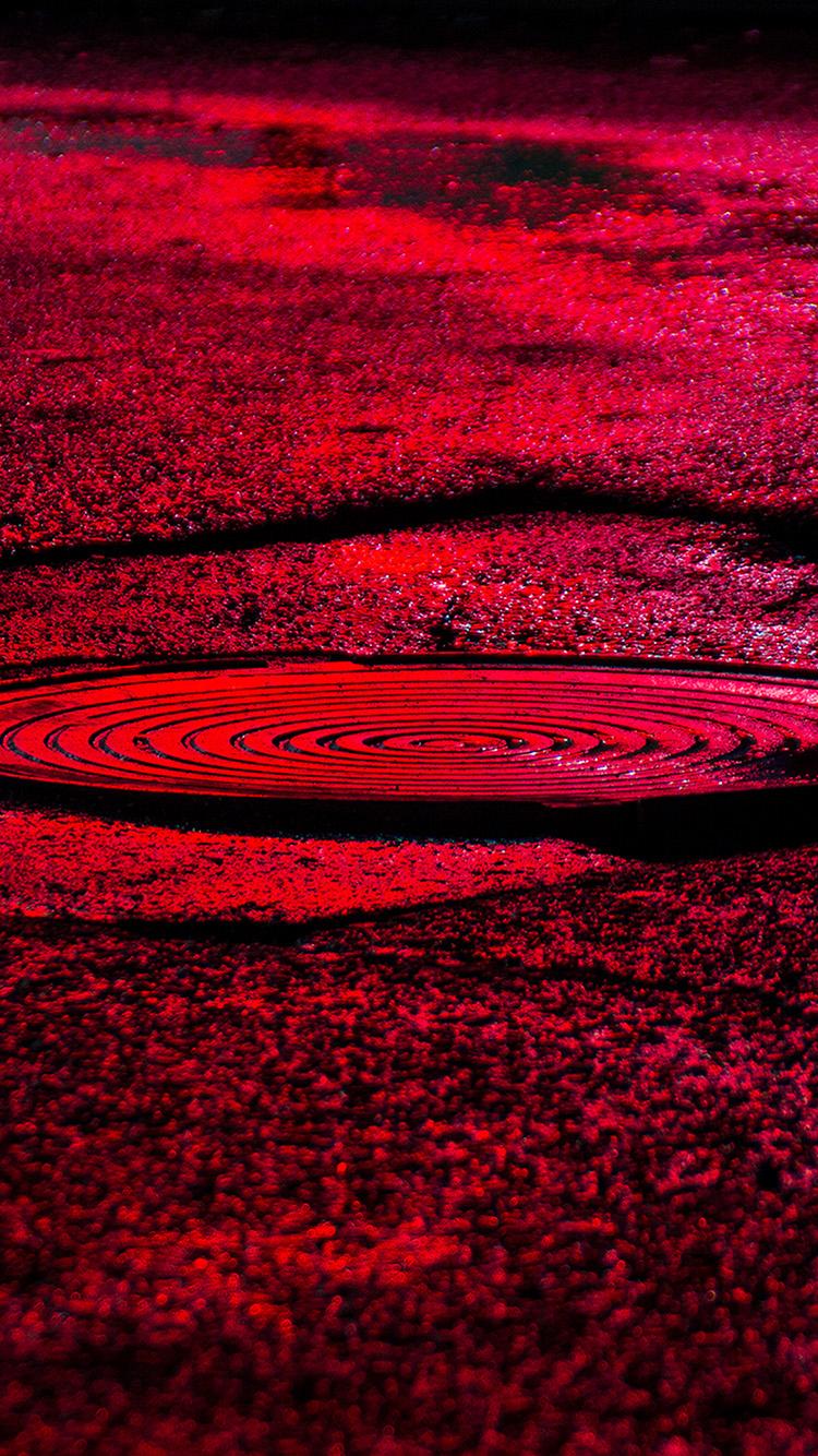 iPhone7papers.com-Apple-iPhone7-iphone7plus-wallpaper-bj38-street-night-red-art