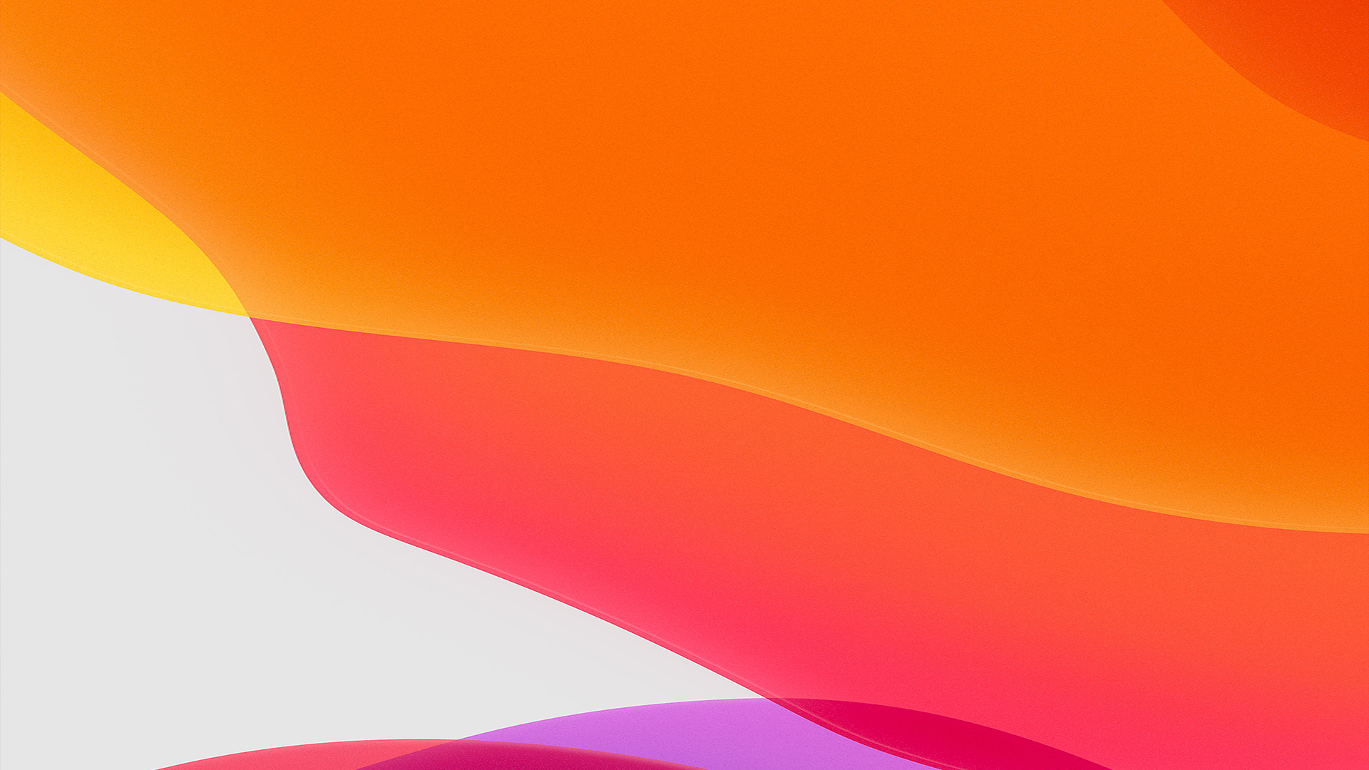 papers.co bj42 apple iphone ios13 background orange art 25 wallpaper