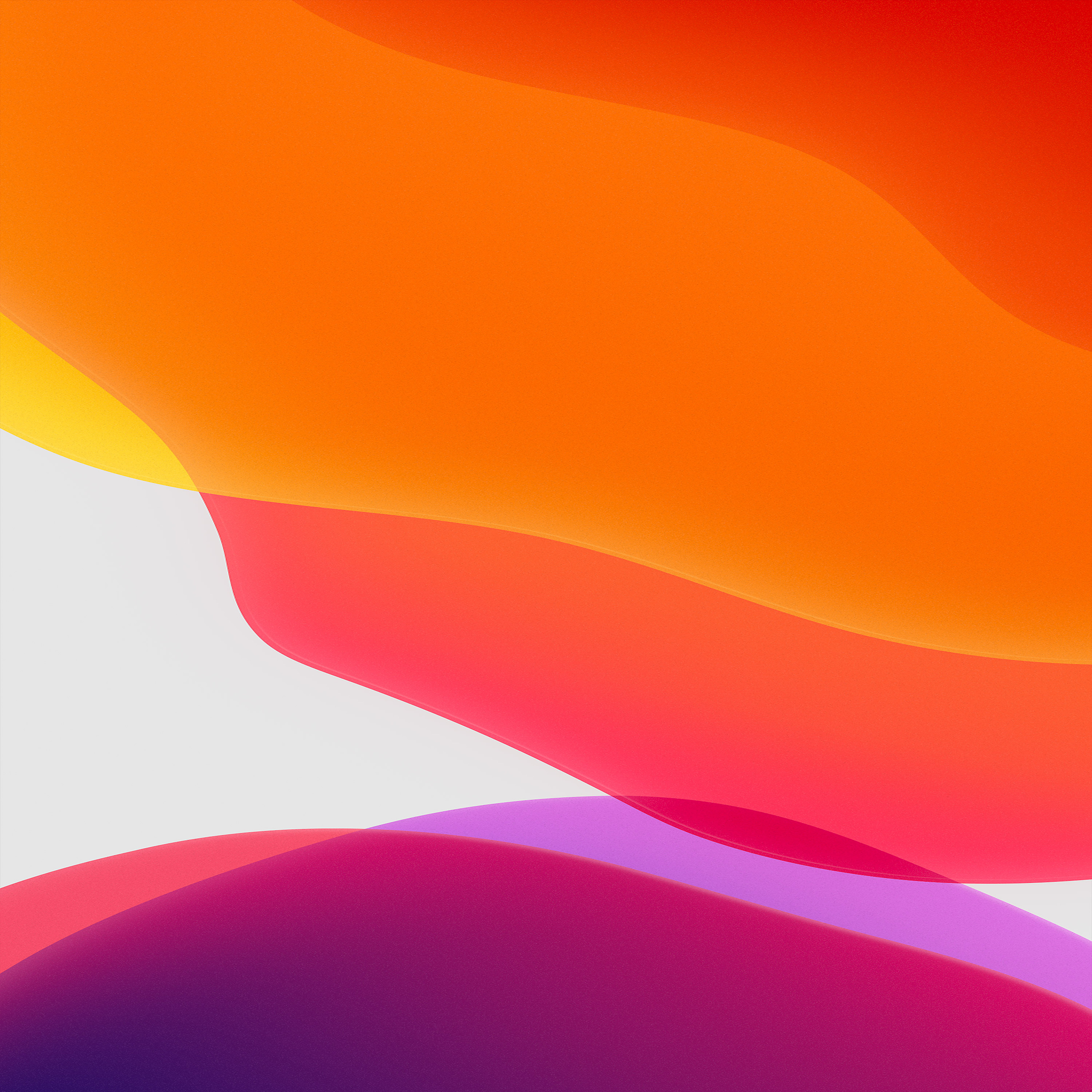 papers.co bj42 apple iphone ios13 background orange art 40 wallpaper