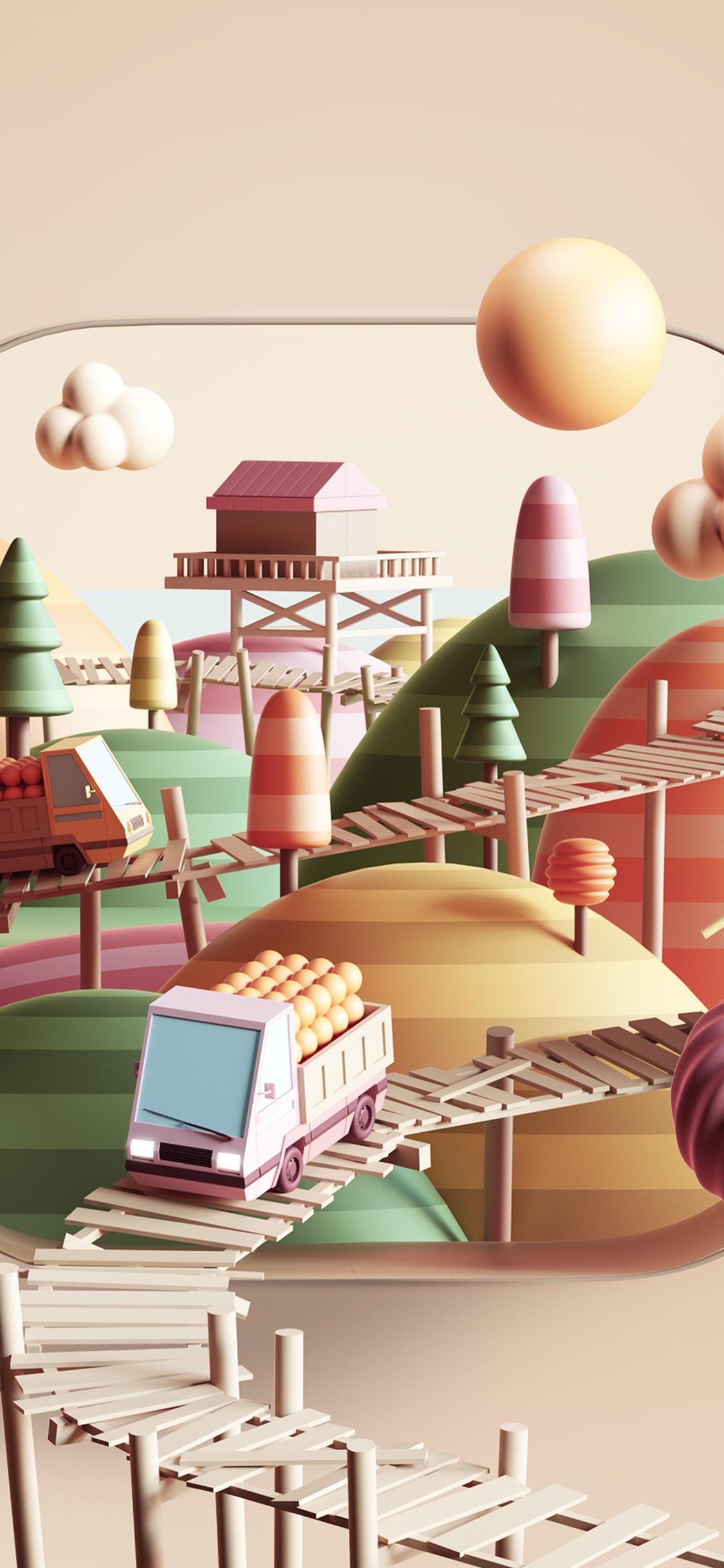 iPhonexpapers.com-Apple-iPhone-wallpaper-bk27-art-illust-3d-cute